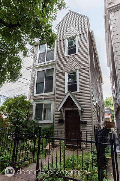 Roscoe Village Multi Family Home New: 1815 West Henderson Street