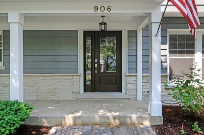 Hinsdale Single Family Home New: 906 South County Line Road