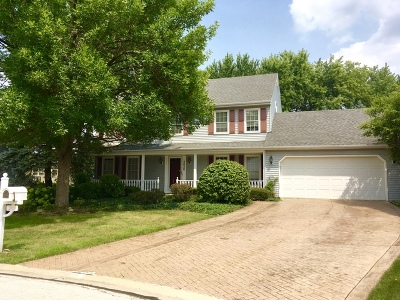 Lisle Single Family Home For Sale: 2820 Vail Court