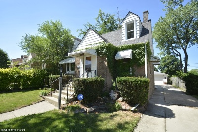 Lansing  Single Family Home New: 3666 176th Place