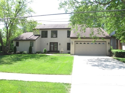 Downers Grove Single Family Home For Sale: 1407 35th Street