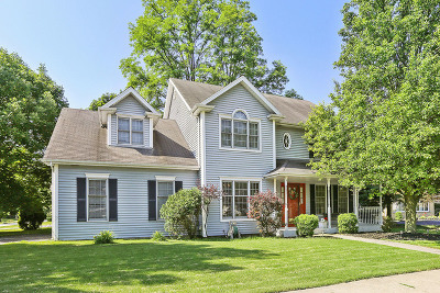 Homewood Single Family Home For Sale: 1407 Ridge Road