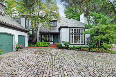 Burr Ridge IL Single Family Home New: $1,699,000
