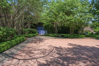 Highland Park Single Family Home For Sale: 1869 Crescent Court