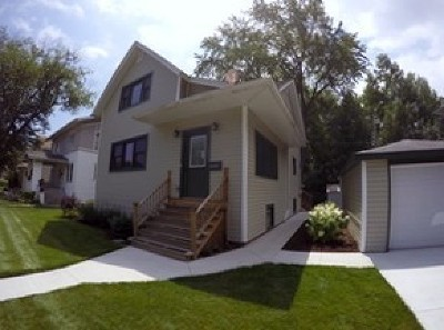 Chicago IL Single Family Home New: $323,900