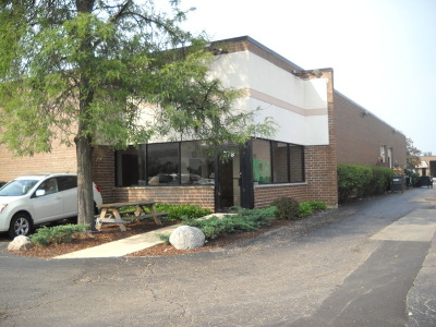 Carol Stream Commercial For Sale: 263 West Commonwealth Drive