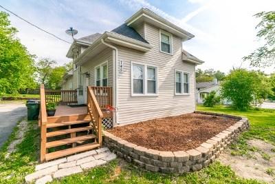 West Chicago Single Family Home New: 745 East Washington Street