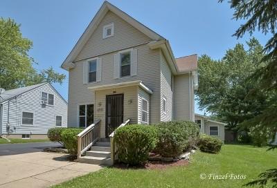 Woodstock Single Family Home New: 1218 Wheeler Street