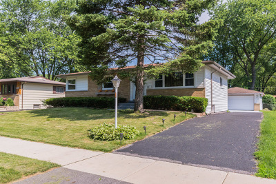 Mount Prospect Single Family Home Re-Activated: 702 East Greenwood Drive