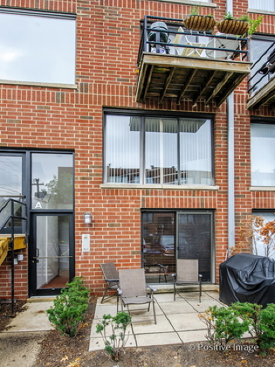 Condo/Townhouse New: 954 West Grace Street #A102
