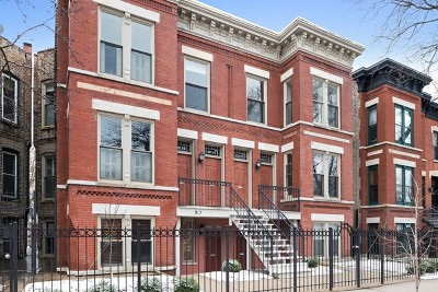 Condo/Townhouse New: 921 West Webster Avenue #2