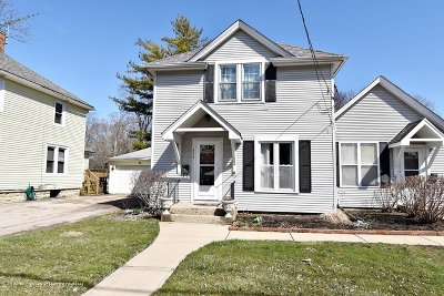 Batavia Single Family Home For Sale: 609 East Wilson Street
