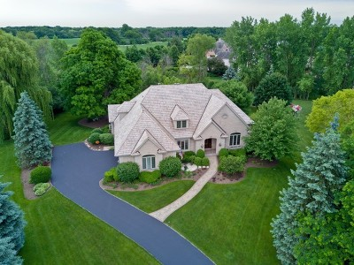Libertyville Single Family Home For Sale: 5245 West River Bend Drive