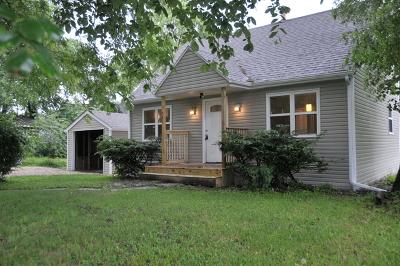 Round Lake Single Family Home New: 521 Cedar Crest Court