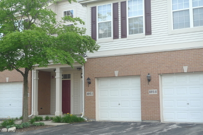 Justice  Condo/Townhouse New: 8815 Concord Lane #J