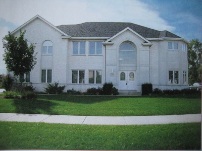 Burr Ridge IL Single Family Home New: $829,000