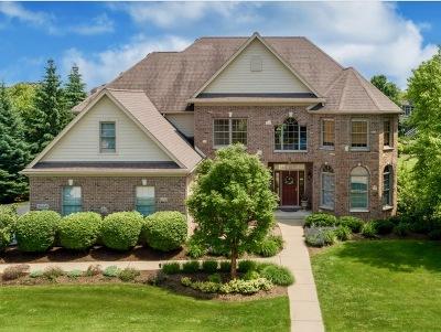 St. Charles Single Family Home Price Change: 4n449 Mark Twain Street