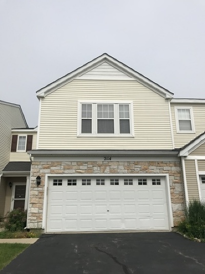 Carpentersville IL Condo/Townhouse New: $194,000