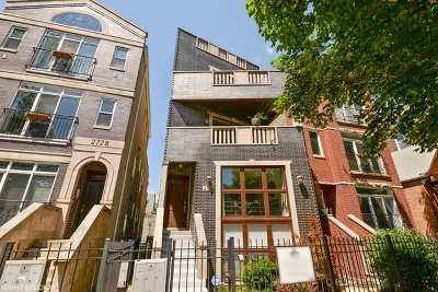 Chicago IL Condo/Townhouse New: $399,900