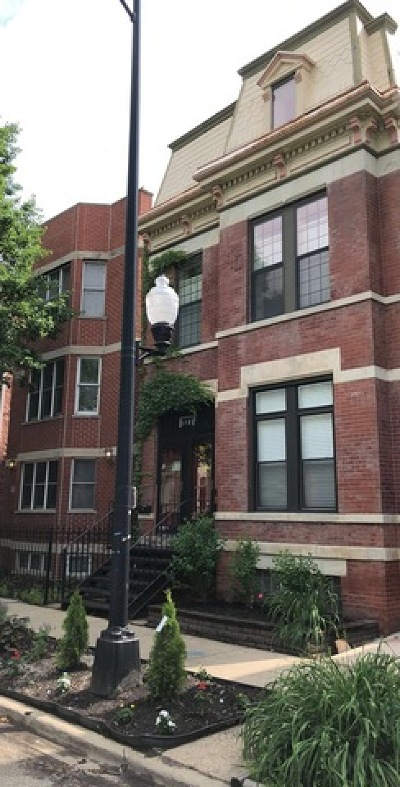 Chicago IL Multi Family Home New: $527,500