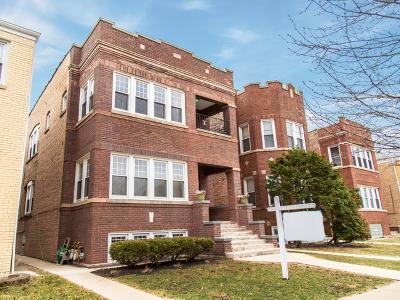 Chicago IL Multi Family Home New: $445,000
