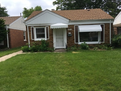 Chicago IL Single Family Home New: $75,000