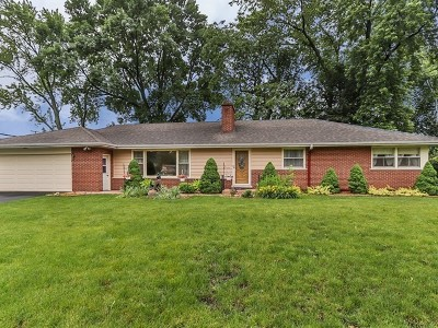 Prospect Heights Single Family Home For Sale: 5 East Stonegate Drive