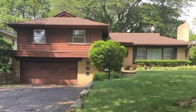 Hinsdale Single Family Home New: 420 North Quincy Street