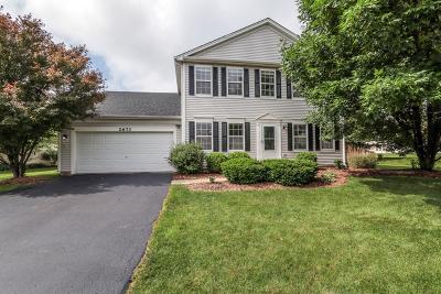 Aurora Single Family Home For Sale: 2673 Providence Avenue
