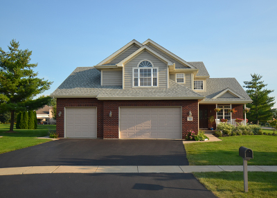 Lockport Single Family Home New: 16817 Swift Arrow Drive