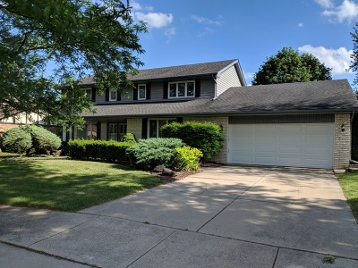 Orland Park  Single Family Home New: 8321 Legend Lane