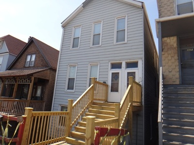 Multi Family Home New: 9232 South Baltimore Avenue