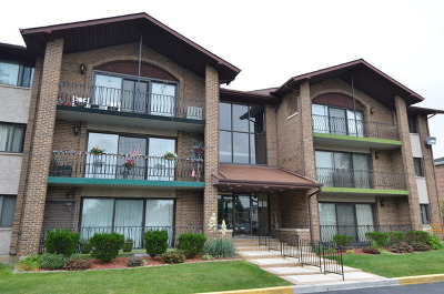 Hickory Hills  Condo/Townhouse New: 9051 South Roberts Road #104