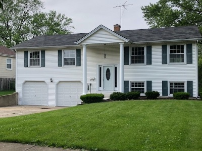 Lombard Single Family Home New: 1048 Revere Court