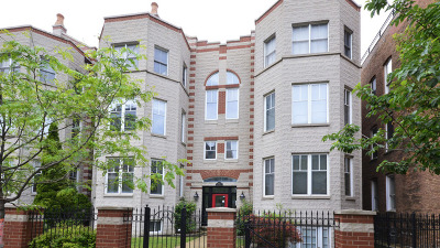 Condo/Townhouse For Sale: 1862 North Halsted Street #1S