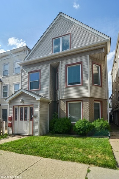 Multi Family Home Contingent: 1530 West Diversey Parkway