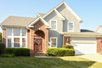 Wheeling Single Family Home For Sale: 1440 Cornell Court