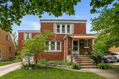 Brookfield Single Family Home Price Change: 3328 Arden Avenue