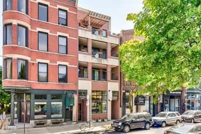 Condo/Townhouse New: 1137 West Webster Avenue #PH