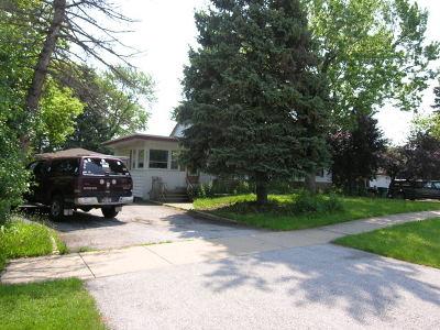 Burbank  Single Family Home Price Change: 8109 Narragansett Avenue