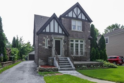 Elmhurst Single Family Home For Sale: 465 South Parkside Avenue