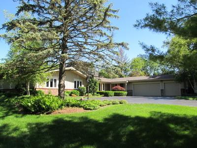 Mc Henry County Single Family Home New: 58 Cahill Road