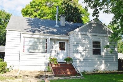 Joliet Single Family Home New: 1029 North William Street