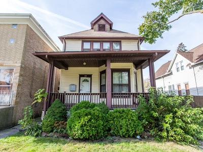 Forest Park Multi Family Home For Sale: 1021 Elgin Avenue