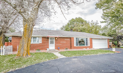 Mokena Single Family Home New: 11550 Francis Road