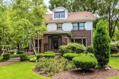 Oak Park Single Family Home For Sale: 546 North Oak Park Avenue