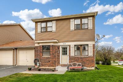 Hobson Creek Condo/Townhouse For Sale: 7s509 Lynn Drive