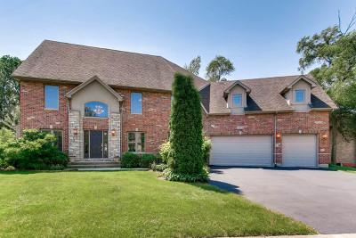 Lisle Single Family Home New: 5535 Maple Court