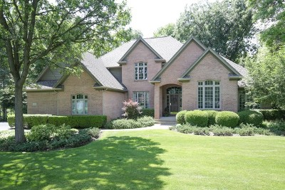 Crystal Lake Single Family Home For Sale: 6712 Colonel Holcomb Drive