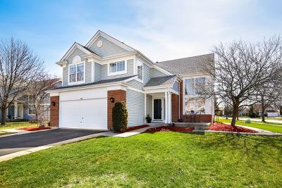 Bartlett Single Family Home New: 1301 Branden Lane